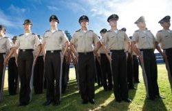 Instrucción y disciplina policial
