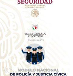 Modelo nacional de policía y justicia cívica