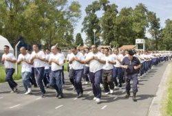 Defensa policial y acondicionamiento físico